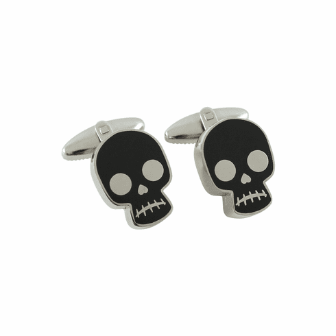 ACME Skull Cuff Links