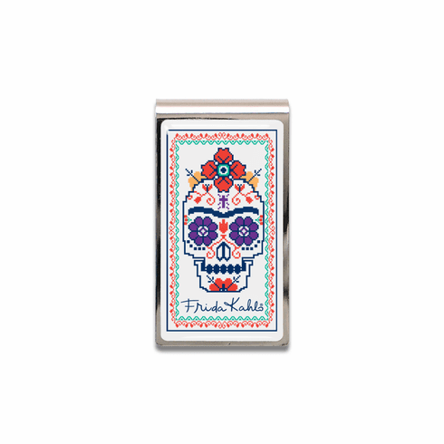 ACME Sugar Skull Money Clip