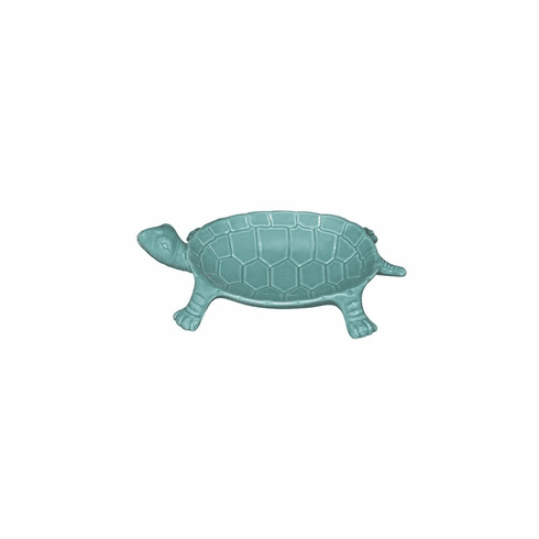 Andrea by Sadek Turquoise Sea Turtle Dish