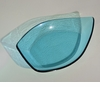 Annieglass 7 � X 11 ��  Medium Dory  Ultramarine