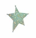Annieglass Elements 11X9 Holiday Star - Gold