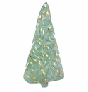 Annieglass Elements 16X8 Holiday Tree - Gold