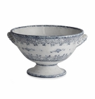 Arte Italica Burano Footed Bowl with Handles