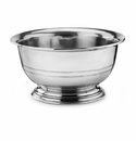 Arte Italica Peltro Footed Serving Bowl