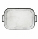 Arte Italica Peltro Large Rectangular Tray
