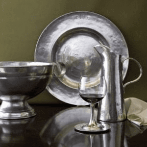 Arte Italica Vintage Pewter Collection