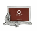 Arthur Court Alligator Picture Frame 4 inch x 6 inch