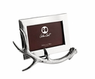 Arthur Court Antler Photo Frame 4 inchX6 inch