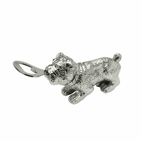 Arthur Court Bottle Opener - Bulldog