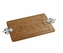 Arthur Court Carving Board - French Lily