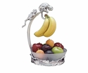 Arthur Court Designs Monkey Banana Holder with Bowl