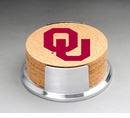 Arthur Court Designs Oklahoma Coaster Set