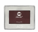 Arthur Court Engravable Beaded Picture Frame 4 inch x 6 inch