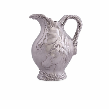 Arthur Court Horse or Rope Pitcher