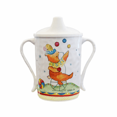 Baby Cie Amuses-Toi (Enjoy Yourself) Textured Sippy Cup