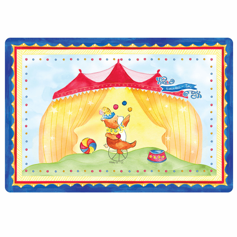 """Baby Cie Amuses-Toi Placemat 17"""" X 11.5"""""""