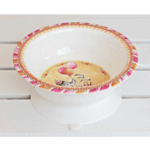 Baby Cie Celebrate Your Day Suction Bowl