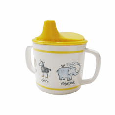 Baby Cie Jungle Melamine Child's Sippy Cup