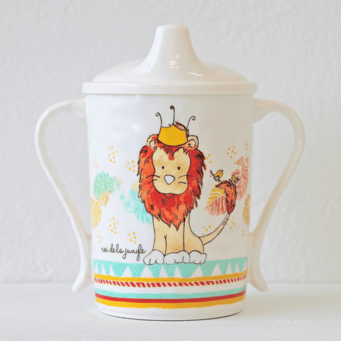 Baby Cie King Of The Jungle Sippy Cup