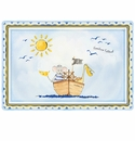 "Baby Cie L'Adventure Attend Placemat 17"" X 11.5"""
