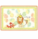 "Baby Cie Roi De La Jungle Placemat 17"" X 11.5"""