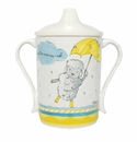 Baby Cie Suis Ton Arc-En-Ciel 'Follow Your Rainbow' - Textured Sippy Cup