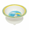 Baby Cie Suis Ton Arc-En-Ciel 'Follow Your Rainbow' - Textured Suction Bowl