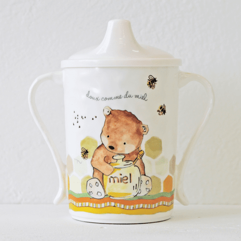 Baby Cie Sweet As Honey Sippy Cup