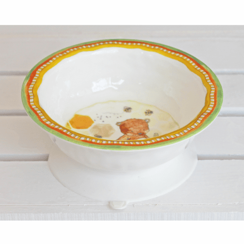 Baby Cie Sweet As Honey Suction Bowl