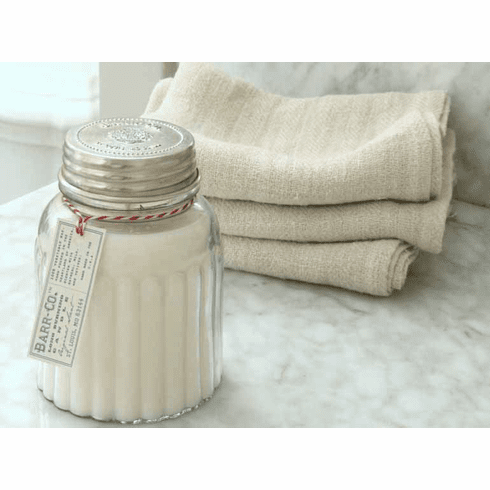 Barr-Co. Apothecary Jar Candle