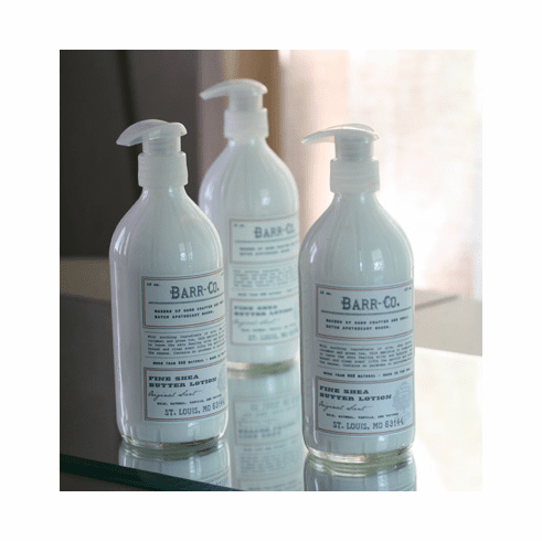 Barr-Co. Apothecary Shea Butter & Oatmeal Lotion