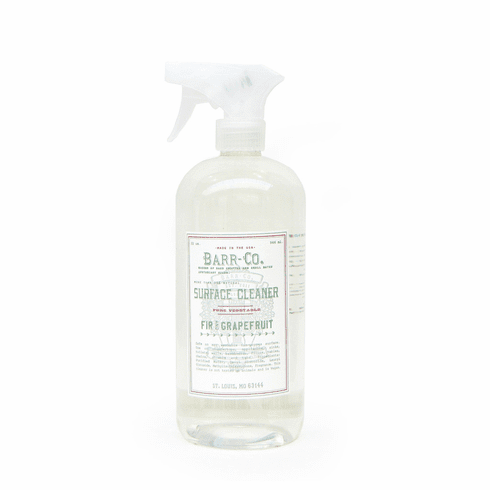 Barr-Co. Fir Grapefruit Surface Cleaner