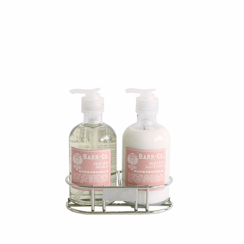 Barr Co Honeysuckle Hand and Body Duo Set