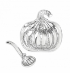 Beatriz Ball Giftables Holiday Pumpkin Bowl with Spoon