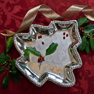 Beatriz Ball Holiday Metalware