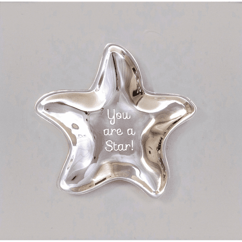 Beatriz Ball Star Engraved Gift Tray