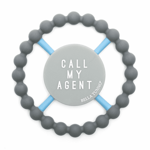 Bella Tunno Teether Call my Agent
