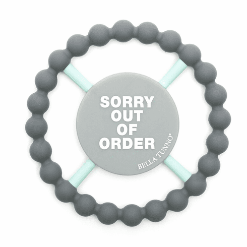 Bella Tunno Teether Out of Order