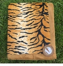 Birchwood Faux Tiger Fur Throw