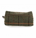 Birchwood Tweed Cambridge Wash Bag