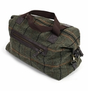 Birchwood Tweed Cambridge Weekender Bag