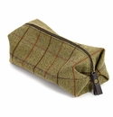 Birchwood Tweed Hertford Wash Bag