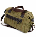 Birchwood Tweed Hertford Weekender Bag