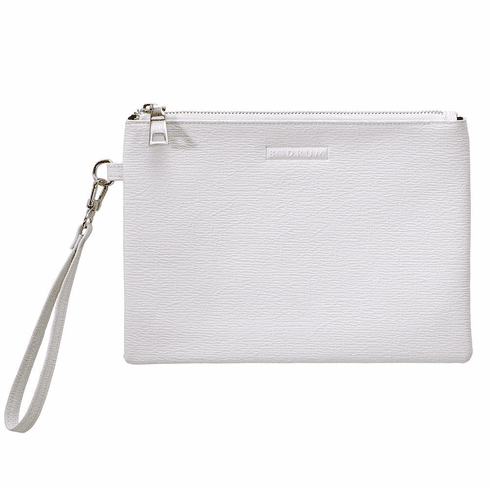 Bodrum Giselle Wristlet Antique White