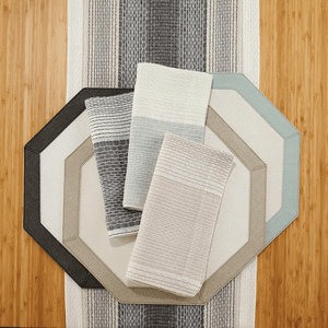 Bodrum Honeycomb Table Linens