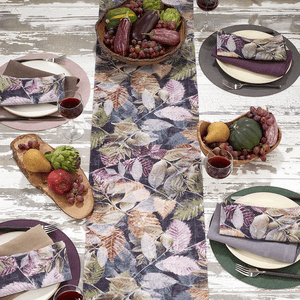Bodrum Woodland Table Linens