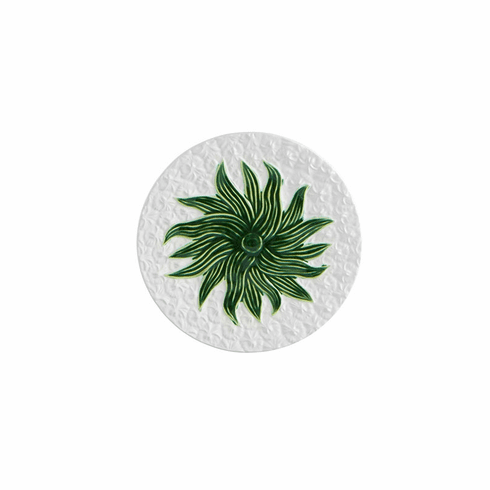 Bordallo Pinheiro Vista Alegre Pineapple Fruit Plate - White