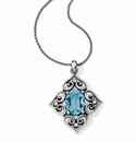 Brighton Alcazar Lagoon Convertible Necklace