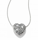 Brighton Anatolia Reversible Heart Necklace