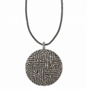 Brighton Anatolia Wisdom Reversible Convertible Necklace